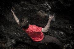 Rock Climbing Photo: Send go (4th try)