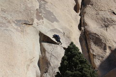 Rock Climbing Photo: On Heart and Soul