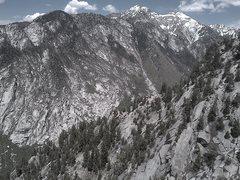 Rock Climbing Photo: Epicenter