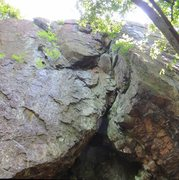 Rock Climbing Photo: Stone Wall