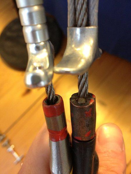 Stem/thumb loop interface, mastercam vs. x4