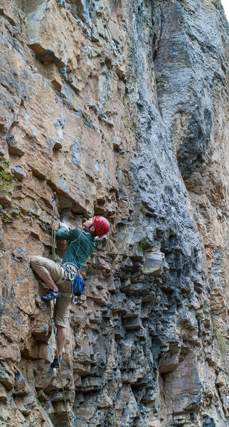 Rock Climbing Photo: 1057