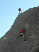 Rock Climbing Photo: Squidbillies