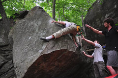 Rock Climbing Photo: Johnstown, PA