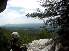 Rock Climbing Photo: The view from the top of Almost Seven (and several...