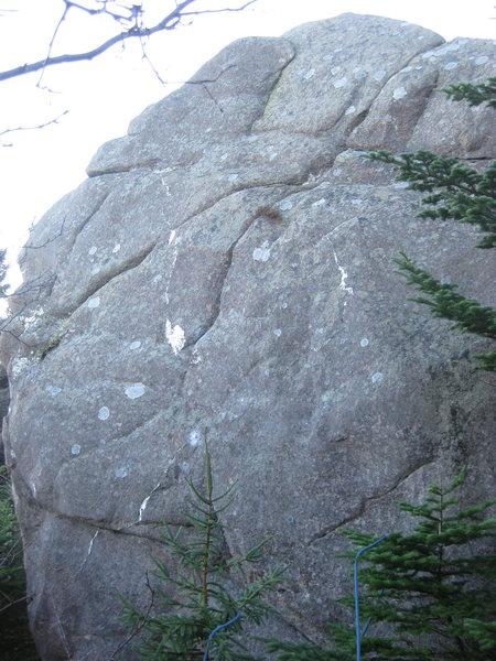 Rock Climbing Photo: Crack House