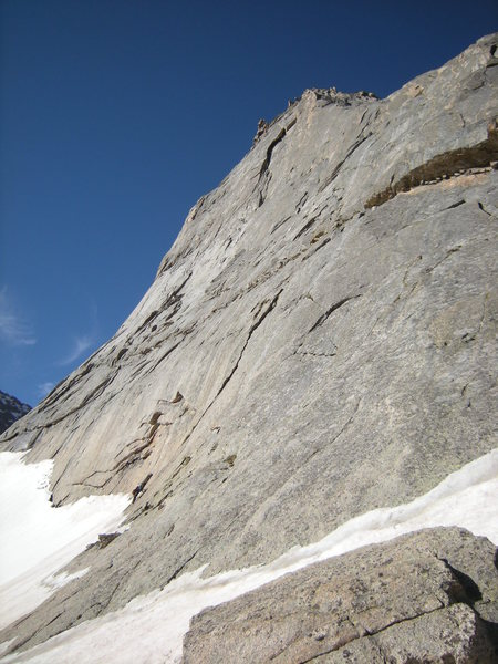 Rock Climbing Photo: Spearhead on Wed June 12