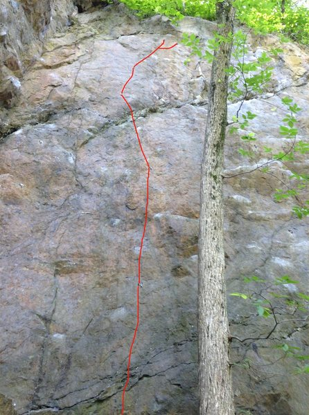 Rock Climbing Photo: Jingle Bells