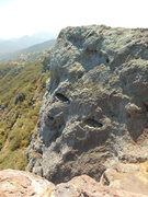 """Rock Climbing Photo: The northern aspect of """"Party Rock."""" Thi..."""