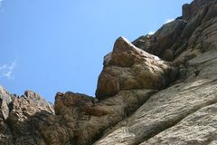 Rock Climbing Photo: Looking up from the base.