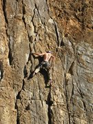 Rock Climbing Photo: super fun route, ive climbed all the routes on the...