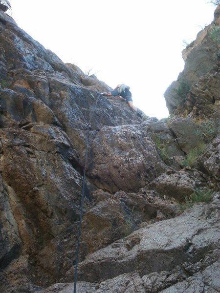 Rock Climbing Photo: Thing 2