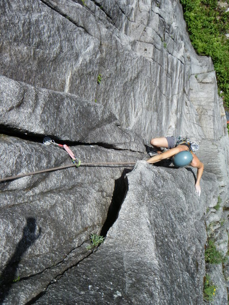 Rock Climbing Photo: outside the box 02