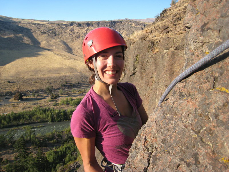 Rock Climbing Photo: Tieton, WA
