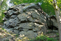 Rock Climbing Photo: Woodstock