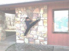 """Rock Climbing Photo: """"The Guru"""""""