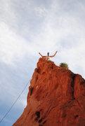 Rock Climbing Photo: Eagle Powers