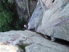 Rock Climbing Photo: Mike Sohasky
