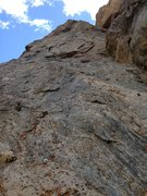 Rock Climbing Photo: On right is 3rd pitch of EOA, on left is Nearer to...