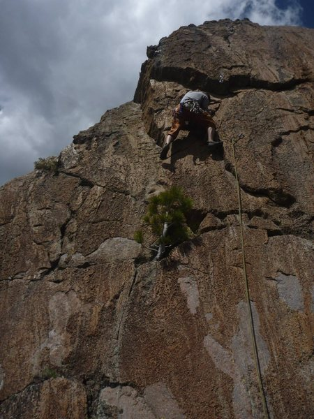 Rock Climbing Photo: lass rockets