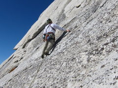 Rock Climbing Photo: Cathedral Peak, Tuolumne Meadows, CA