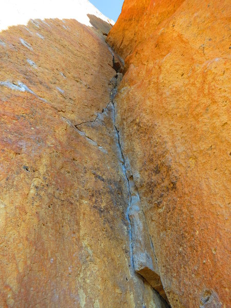 Rock Climbing Photo: Moonshine Dihedral