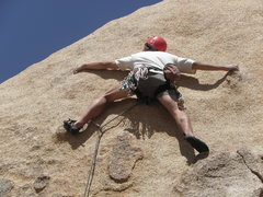 Rock Climbing Photo: Go for it!