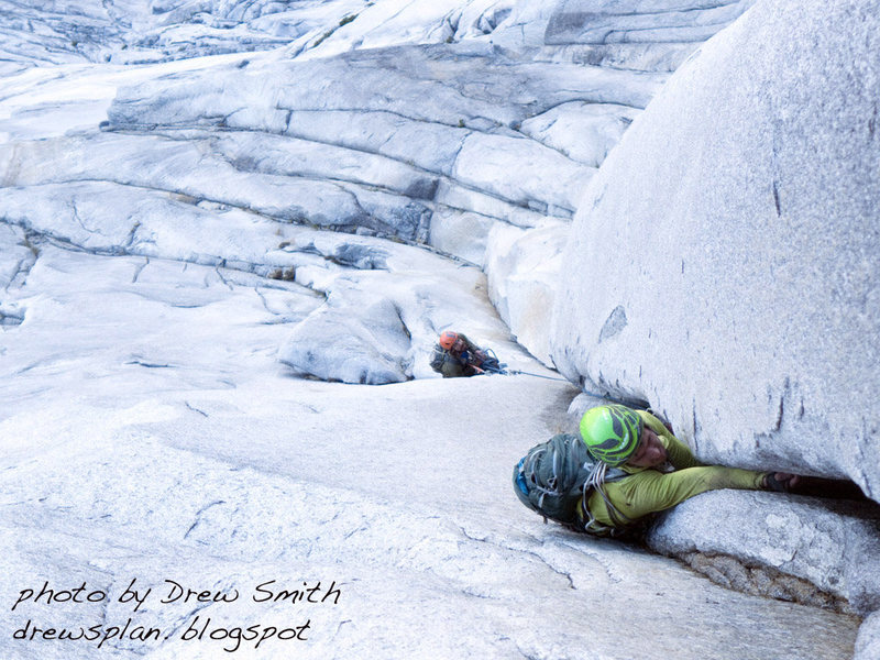 Daniel Seeliger leading pitch 16