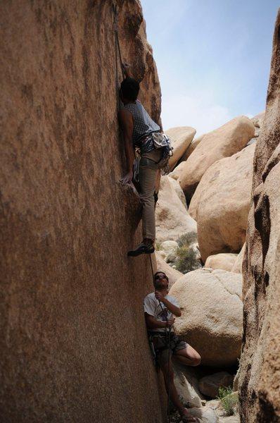 Rock Climbing Photo: Grahambo