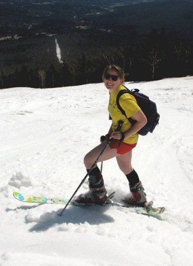 my other favorite sport. skiing &lt@SEMICOLON@3