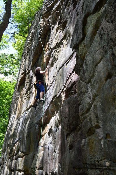 Rock Climbing Photo: Hippie Dreams