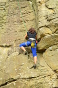 "Rock Climbing Photo: The Climb ""She Got the Bosch, I got Drilled&q..."