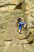 "Rock Climbing Photo: The Climb ""She Got the Bosch, I got Drilled&q..."