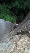 Rock Climbing Photo: Josh