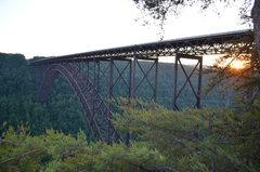 Rock Climbing Photo: New River Gorge Bridge