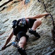 Rock Climbing Photo: Boost