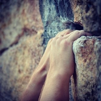 Rock Climbing Photo: Jugg