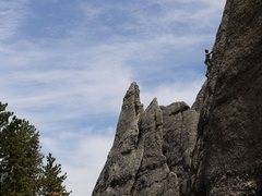 Rock Climbing Photo: Nopola on PLD