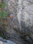 Rock Climbing Photo: jug haul gym climb.  worth the trip