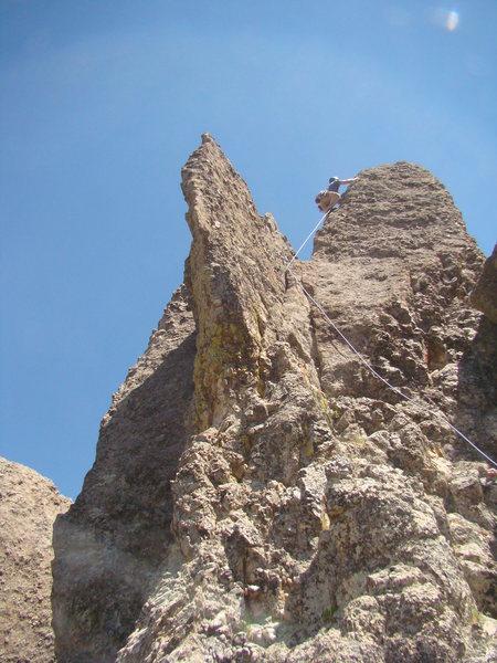 Finger Peak.