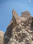 Rock Climbing Photo: Finger Peak.
