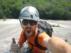 Rock Climbing Photo: Climbing whitehorse