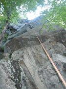 Rock Climbing Photo: Zach attack