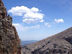 Rock Climbing Photo: Saber Cats 1