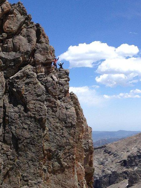 Rock Climbing Photo: Saber Cats 2