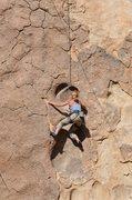 Rock Climbing Photo: Moselle Dipane on The Black Stallion.