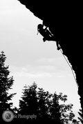 Rock Climbing Photo: Climbing in Pipe Dream - Maple Canyon, Utah  dcran...