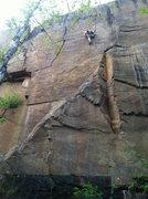 Rock Climbing Photo: Jimmy