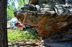 Rock Climbing Photo: Translating...