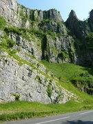 Rock Climbing Photo: Cheddar Gorge, June 19 2013